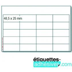 ETIQ/A5 48x25 20 ETIQ